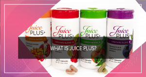 What is Juice Plus?