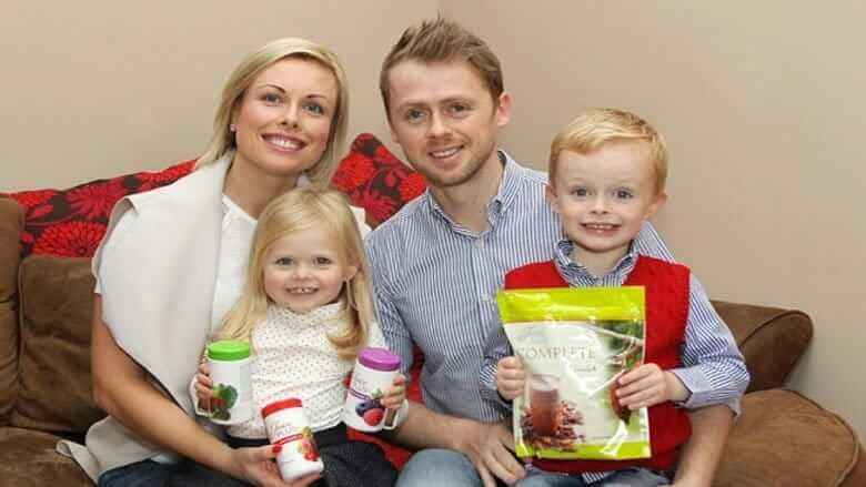 Juice Plus Childrens Health Penrose Family