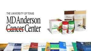 Juice Plus and MD Anderson Cancer Center